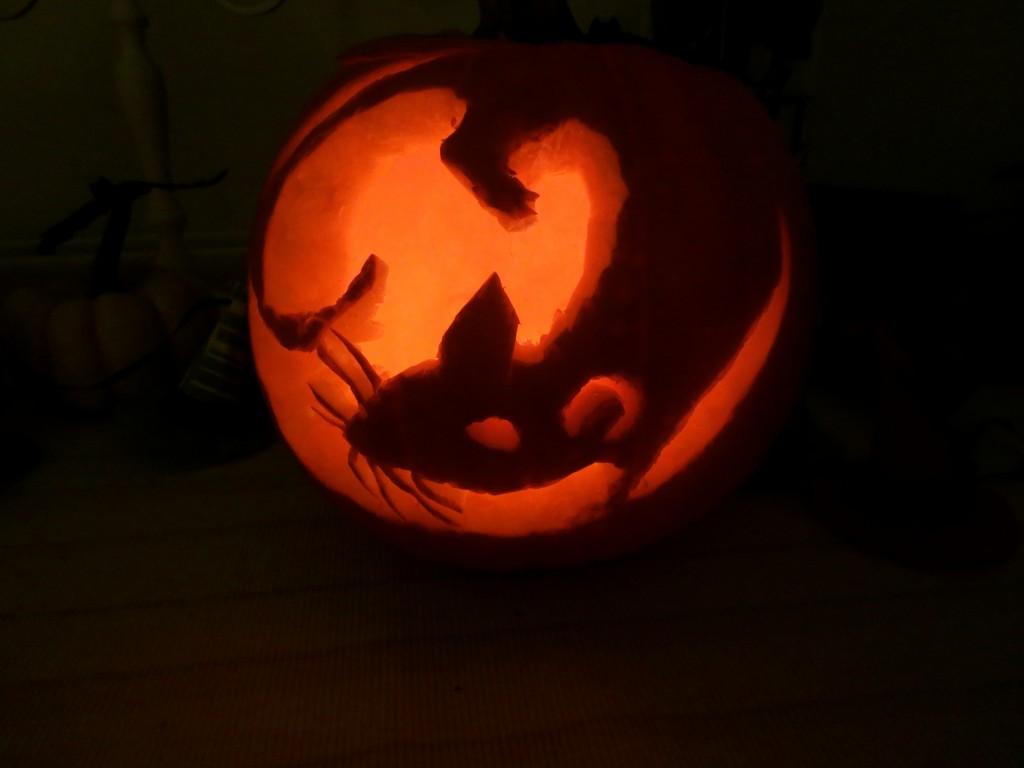 Rat Pumpkin