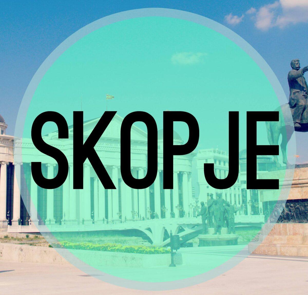 InterRailing | Skopje