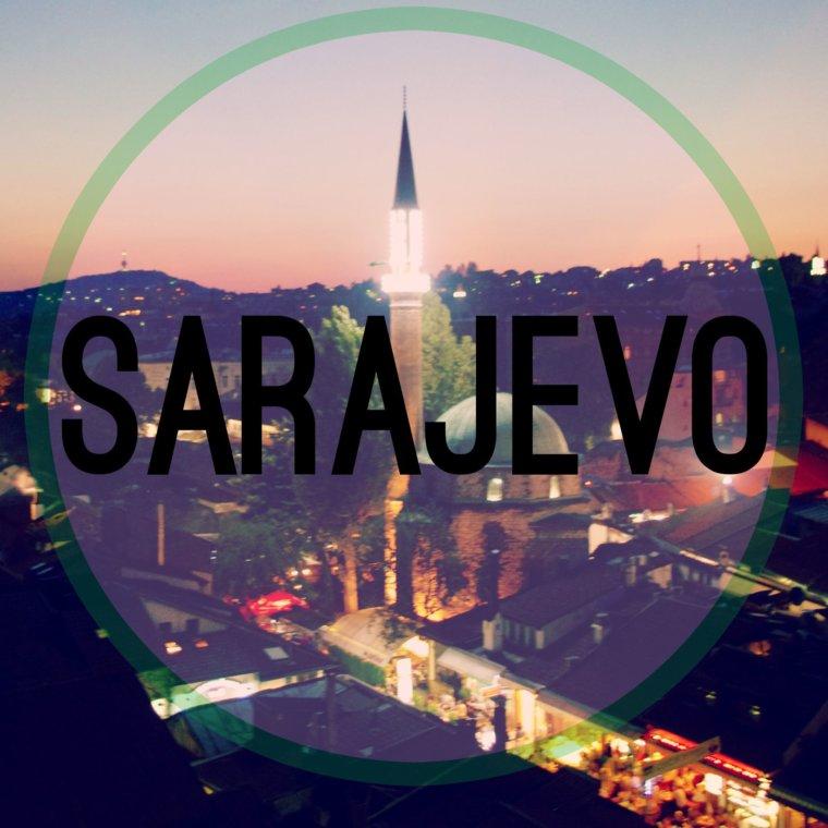InterRailing | Sarajevo