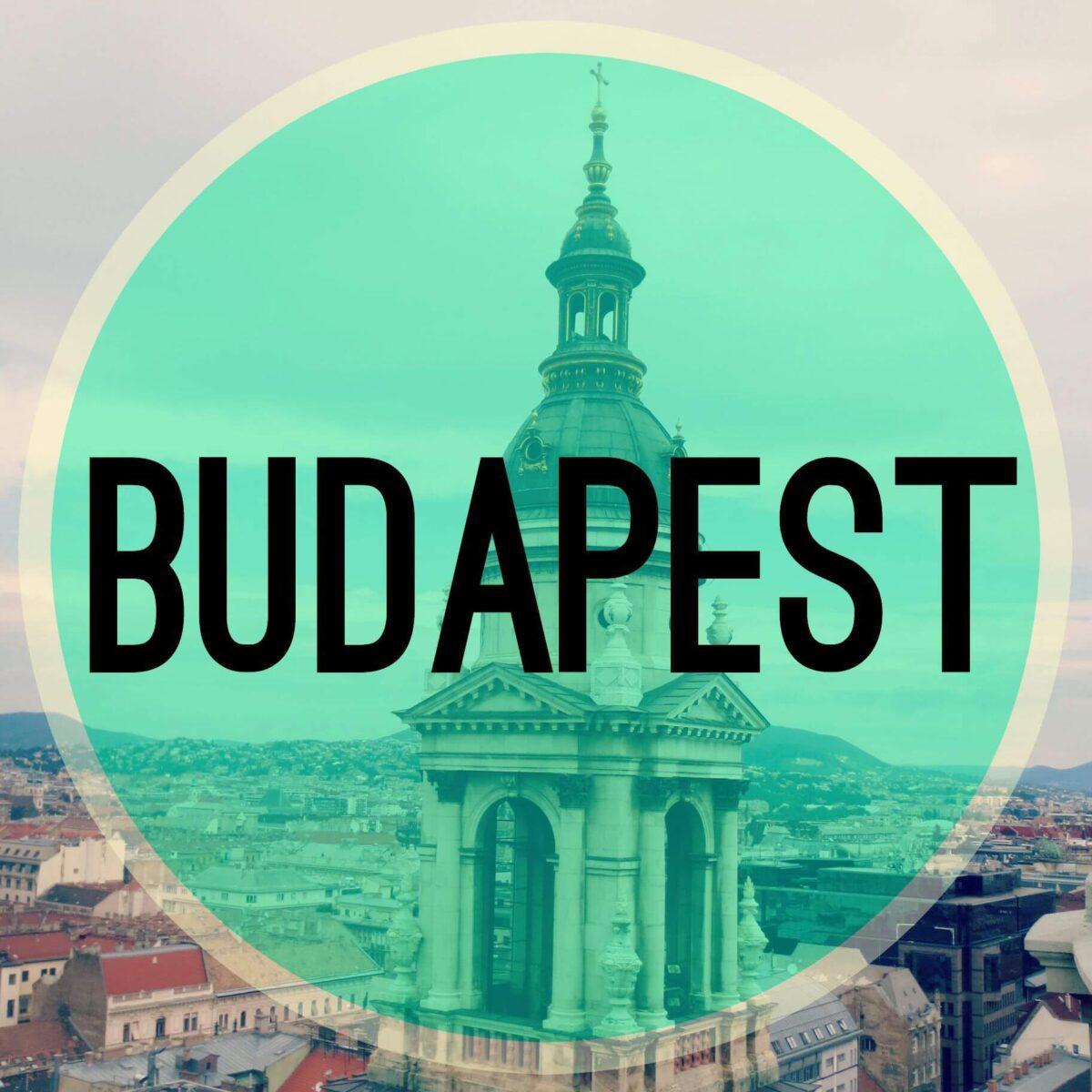 InterRailing | Budapest