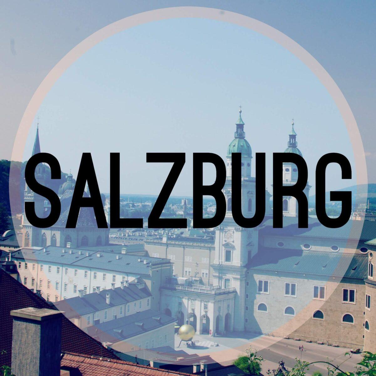 InterRailing | Salzburg