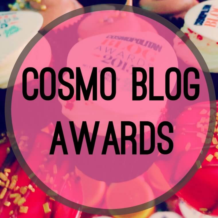 The Cosmo Blog Awards 2015