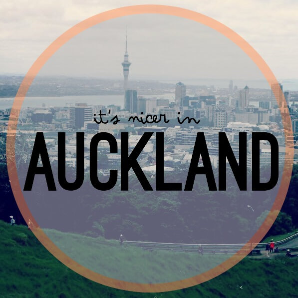 It's Nicer In…Auckland