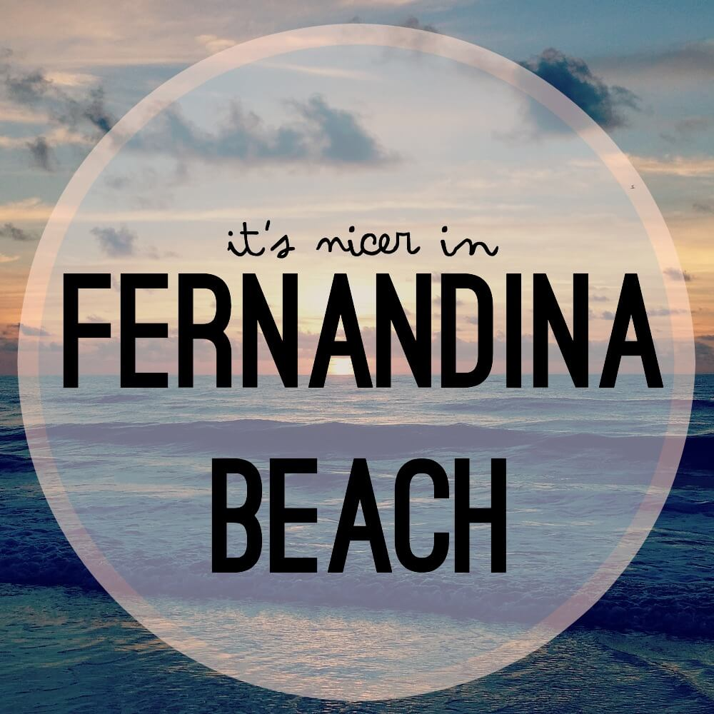 It's Nicer In…Fernandina Beach