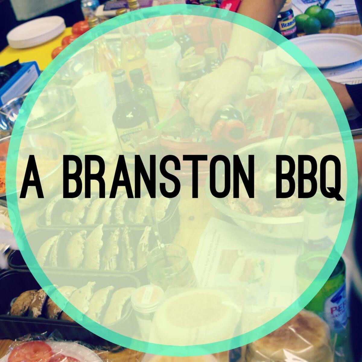 A Branston BBQ