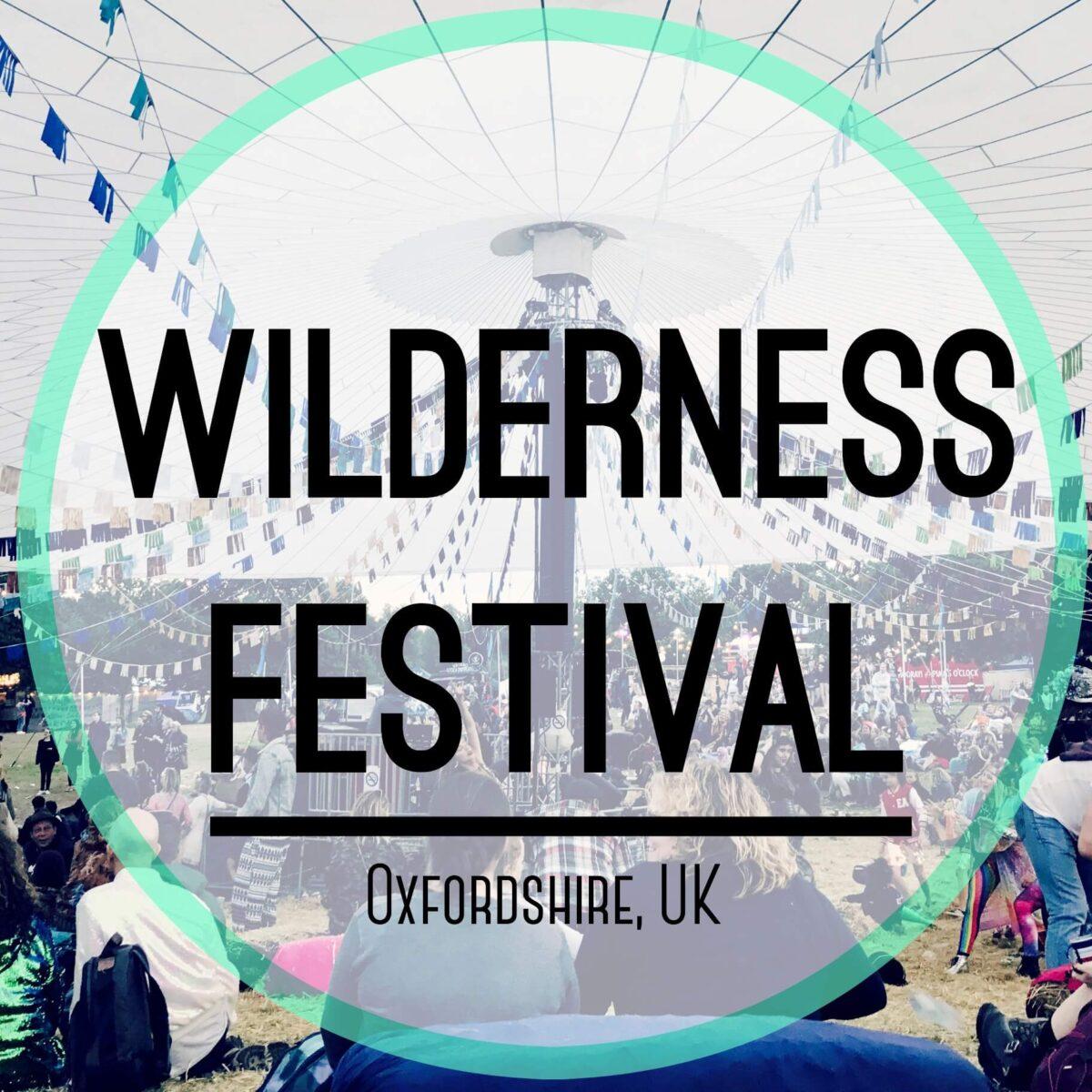 Wilderness Festival