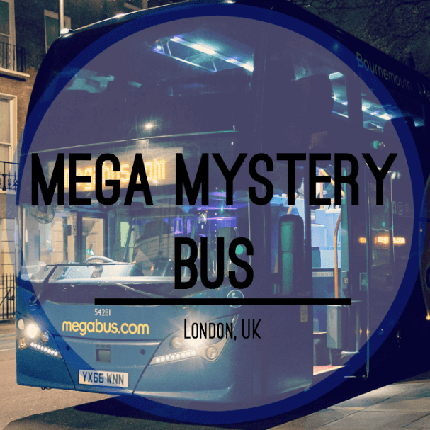 A Mega Mystery Bus Tour